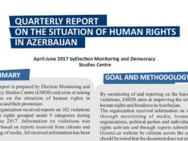 Human Rights Violation Map SMDT - Map violation